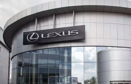 Горячая линия Lexus в России