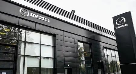 Телефон горячей линии Mazda
