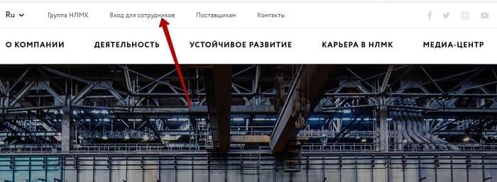 Новолипецкий металлургический комбинат (НЛМК)